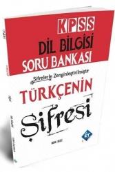 KR Akademi - KR Akademi 2021 Türkçenin Şifresi Dil Bilgisi Soru Bankası