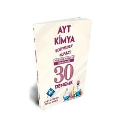 KR Akademi - KR Akademi AYT Kimya Denemeden Olmaz 30 Deneme