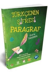 KR Akademi - KR Akademi KPSS ALES DGS Türkçenin Şifresi Video Destekli Paragraf Soru Bankası