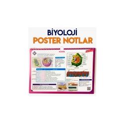 KR Akademi - KR Akademi TYT Biyoloji Poster Notlar