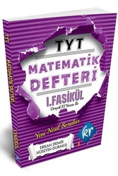 KR Akademi - KR Akademi TYT Matematik Defteri 1. Fasikül