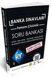 KR Akademi - KR Akademi Yayınları Banka Sınavları Tamamı Çözümlü Soru Bankası