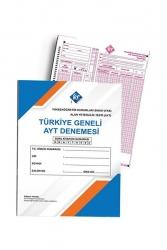 KR Akademi - KR Akademi Yayınları YKS AYT Türkiye Geneli Deneme