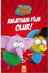 Eksik Parça Yayınları - Kral Şakir Anlatsam Film Olur! Eksik Parça Yayınları