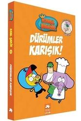 Eksik Parça Yayınları - Kral Şakir Dürümler Karışık! Eksik Parça Yayınları