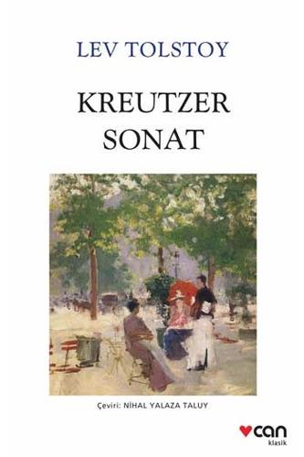Kreutzer Sonat Can Yayınları