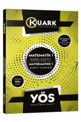 Kuark Yayınları - Kuark Yayınları YÖS Matematik 1 Konu Özetli Soru Bankası