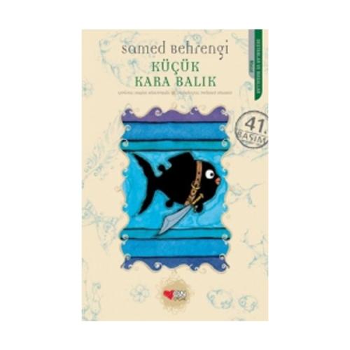 Küçük Kara Balık - Can Çocuk Yayınları