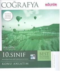 Kültür Yayıncılık - Kültür Yayıncılık 10. Sınıf Coğrafya BEST Konu Anlatımı