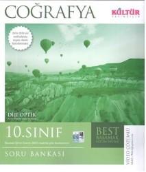 Kültür Yayıncılık - Kültür Yayıncılık 10. Sınıf Coğrafya BEST Soru Bankası