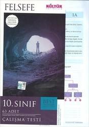 Kültür Yayıncılık - Kültür Yayıncılık 10. Sınıf Felsefe BEST Çalışma Testi