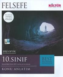 Kültür Yayıncılık - Kültür Yayıncılık 10. Sınıf Felsefe BEST Konu Anlatımı