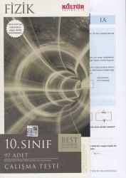 Kültür Yayıncılık - Kültür Yayıncılık 10. Sınıf Fizik BEST Çalışma Testi