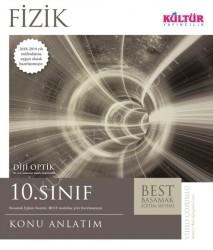 Kültür Yayıncılık - Kültür Yayıncılık 10. Sınıf Fizik BEST Konu Anlatımı