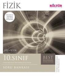 Kültür Yayıncılık - Kültür Yayıncılık 10. Sınıf Fizik BEST Soru Bankası