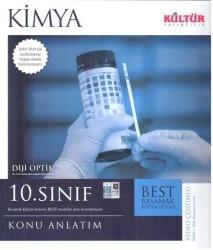 Kültür Yayıncılık - Kültür Yayıncılık 10. Sınıf Kimya BEST Konu Anlatımı