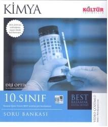Kültür Yayıncılık - Kültür Yayıncılık 10. Sınıf Kimya BEST Soru Bankası