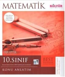 Kültür Yayıncılık - Kültür Yayıncılık 10. Sınıf Matematik BEST Konu Anlatımı
