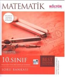 Kültür Yayıncılık - Kültür Yayıncılık 10. Sınıf Matematik BEST Soru Bankası