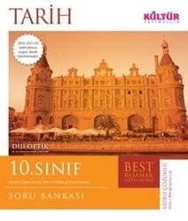 Kültür Yayıncılık - Kültür Yayıncılık 10. Sınıf Tarih BEST Soru Bankası
