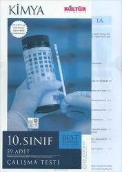 Kültür Yayıncılık - Kültür Yayıncılık 10.Sınıf Kimya BEST Çalışma Testi