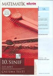 Kültür Yayıncılık - Kültür Yayıncılık 10.Sınıf Matematik BEST Çalışma Testi