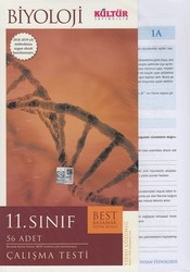 Kültür Yayıncılık - Kültür Yayıncılık 11. Sınıf Biyoloji BEST Çalışma Testi
