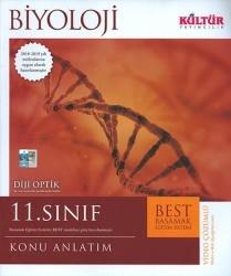 Kültür Yayıncılık - Kültür Yayıncılık 11. Sınıf Biyoloji BEST Konu Anlatımı