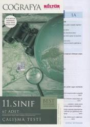 Kültür Yayıncılık - Kültür Yayıncılık 11. Sınıf Coğrafya BEST Çalışma Testi