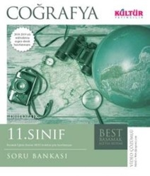Kültür Yayıncılık - Kültür Yayıncılık 11. Sınıf Coğrafya BEST Soru Bankası