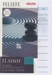 Kültür Yayıncılık - Kültür Yayıncılık 11. Sınıf Felsefe BEST Çalışma Testi