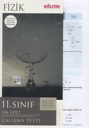 Kültür Yayıncılık - Kültür Yayıncılık 11. Sınıf Fizik BEST Çalışma Testi