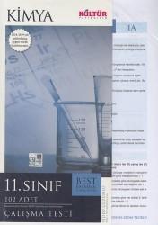 Kültür Yayıncılık - Kültür Yayıncılık 11. Sınıf Kimya BEST Çalışma Testi