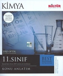 Kültür Yayıncılık - Kültür Yayıncılık 11. Sınıf Kimya BEST Konu Anlatımı