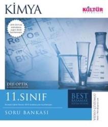 Kültür Yayıncılık - Kültür Yayıncılık 11. Sınıf Kimya BEST Soru Bankası