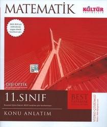 Kültür Yayıncılık - Kültür Yayıncılık 11. Sınıf Matematik BEST Konu Anlatımı