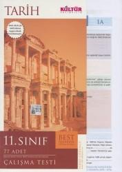Kültür Yayıncılık - Kültür Yayıncılık 11. Sınıf Tarih BEST Çalışma Testi