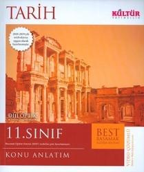 Kültür Yayıncılık - Kültür Yayıncılık 11. Sınıf Tarih BEST Konu Anlatımı