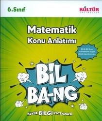 Kültür Yayıncılık - Kültür Yayıncılık 6. Sınıf Matematik Bil Bang Konu Anlatımı