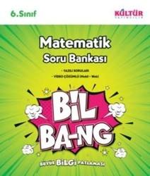 Kültür Yayıncılık - Kültür Yayıncılık 6. Sınıf Matematik Bil Bang Soru Bankası