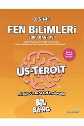Kültür Yayıncılık - Kültür Yayıncılık 8. Sınıf Fen Bilimleri Bilbang Usteroit Soru Bankası