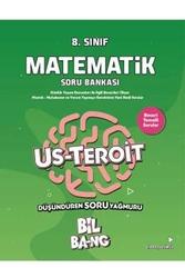 Kültür Yayıncılık - Kültür Yayıncılık 8. Sınıf Matematik Bilbang Usteroit Soru Bankası