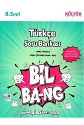 Kültür Yayıncılık - Kültür Yayıncılık 8. Sınıf Türkçe Soru Bankası