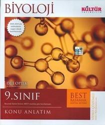 Kültür Yayıncılık - Kültür Yayıncılık 9. Sınıf Biyoloji BEST Konu Anlatım