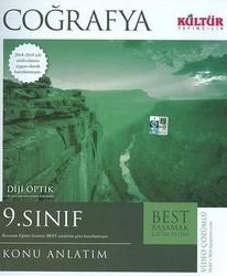 Kültür Yayıncılık - Kültür Yayıncılık 9. Sınıf Coğrafya BEST Konu Anlatım