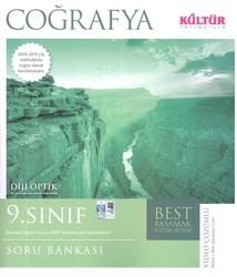 Kültür Yayıncılık - Kültür Yayıncılık 9. Sınıf Coğrafya BEST Soru Bankası