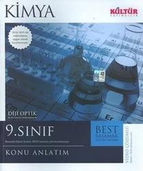 Kültür Yayıncılık - Kültür Yayıncılık 9. Sınıf Kimya BEST Konu Anlatımı