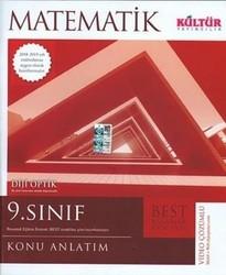 Kültür Yayıncılık - Kültür Yayıncılık 9. Sınıf Matematik BEST Konu Anlatımı