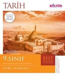 Kültür Yayıncılık - Kültür Yayıncılık 9. Sınıf Tarih BEST Soru Bankası