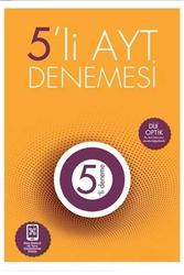 Kültür Yayıncılık - Kültür Yayıncılık AYT 5'li Denemesi